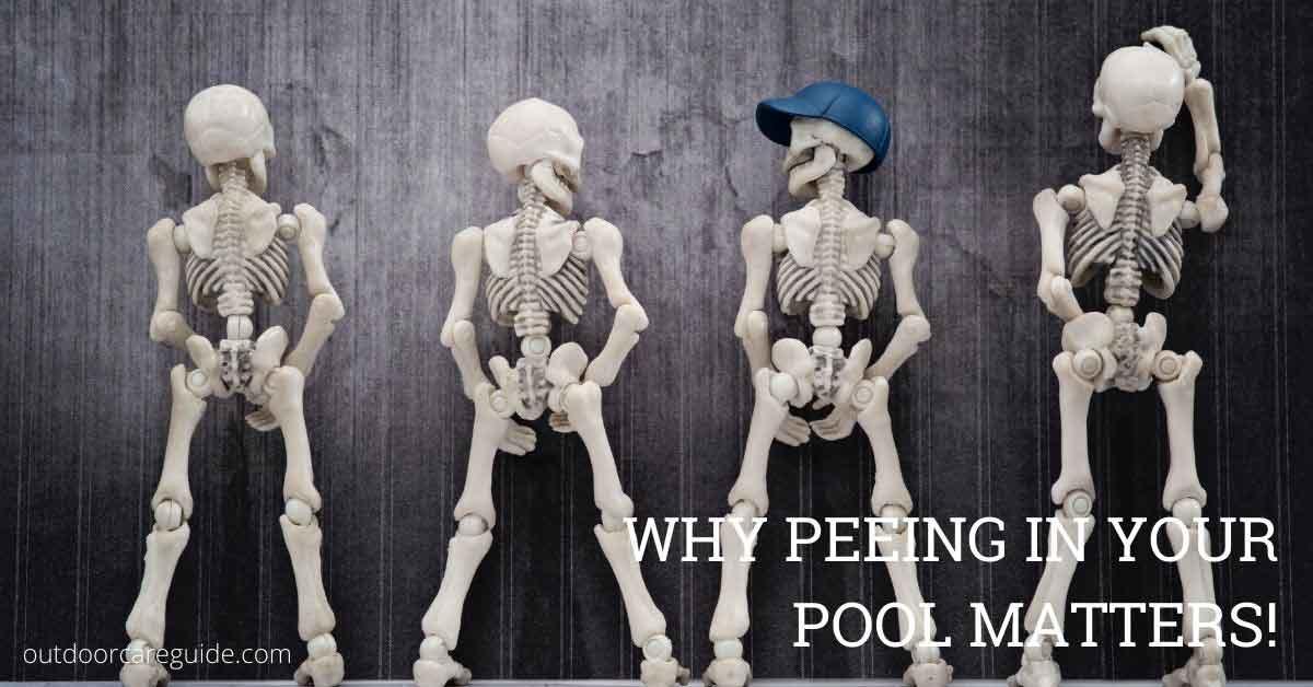 pissing in pool danger