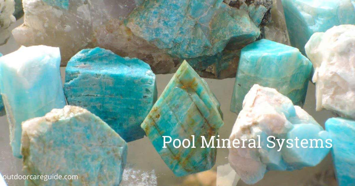 pool mineral systems