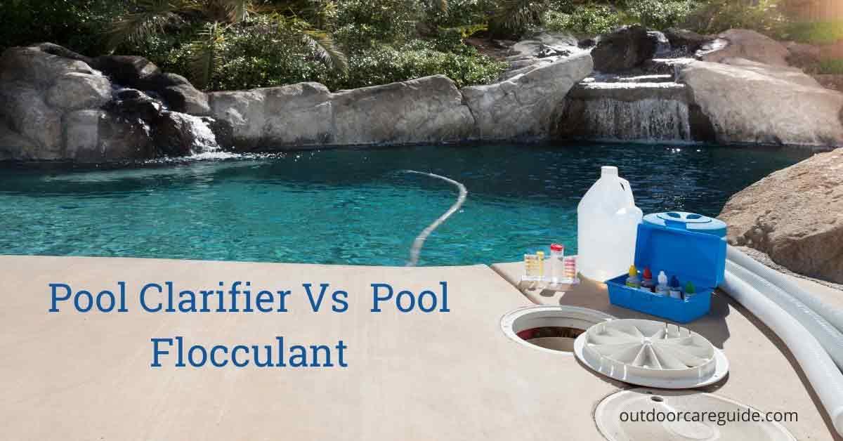 clarifier vs flocculant