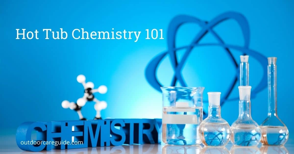 hot tub chemistry